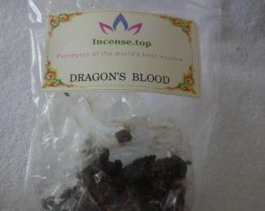 Dragon blood resin 2