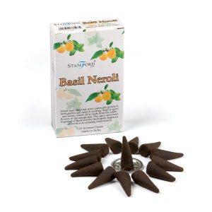 Basil Neroli Cones