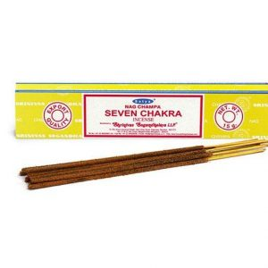 Seven Chakra Stick pack
